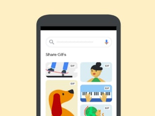 Google Images Now Lets You Share GIFs Directly Into Messaging Apps, Social Media