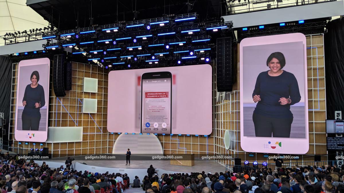 google go lens io 2019 gadgets 360 google