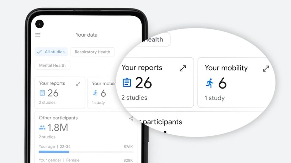 Google Health Studies App for Android Will Let Users Participate in Research Studies