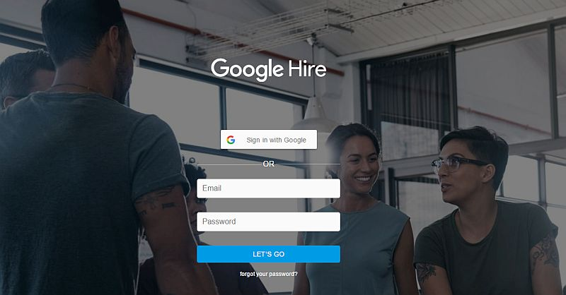 Google Hire Is Google's Take On The Online Job Board