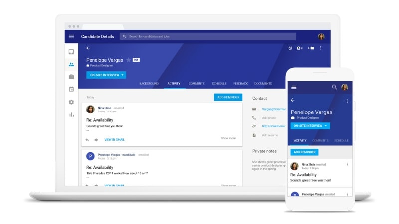 Google Hire Recruiting Tool Launched With G Suite Integration for Small and Medium Enterprises
