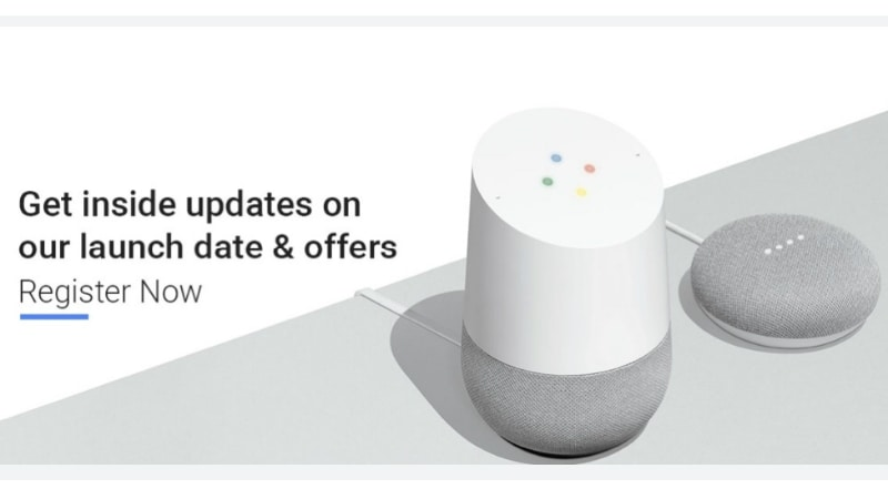 Google Home May Be a Flipkart-Exclusive for Online Sales in India, Assistant Adds Support for Gaana, Saavn, and Indian English