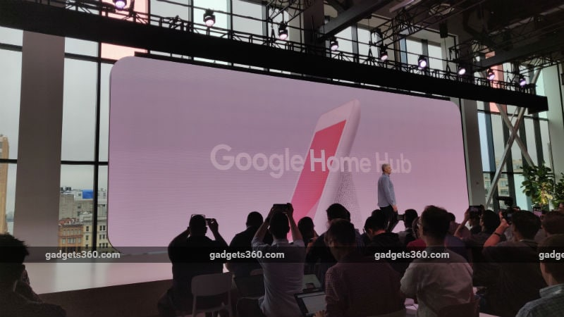Google Home Hub Launched, the Company's First Assistant Smart Display