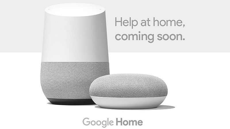 Google Home, Home Mini India Launch Set for April 10