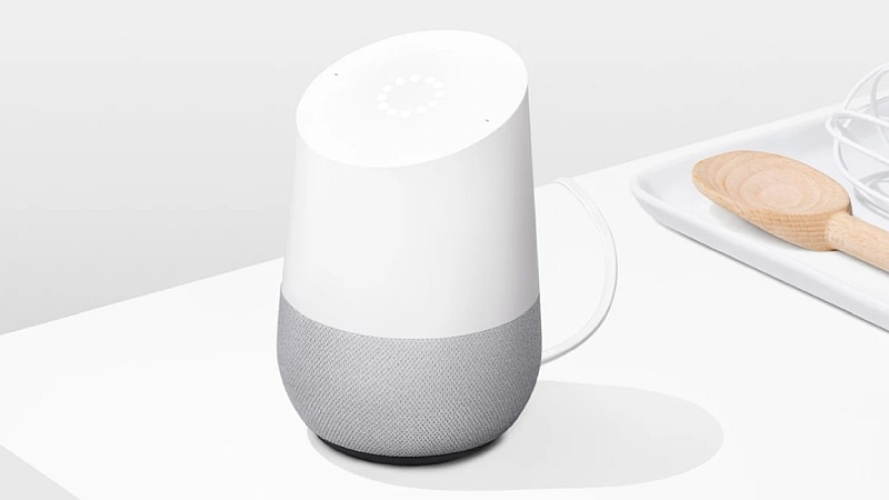 google home side home