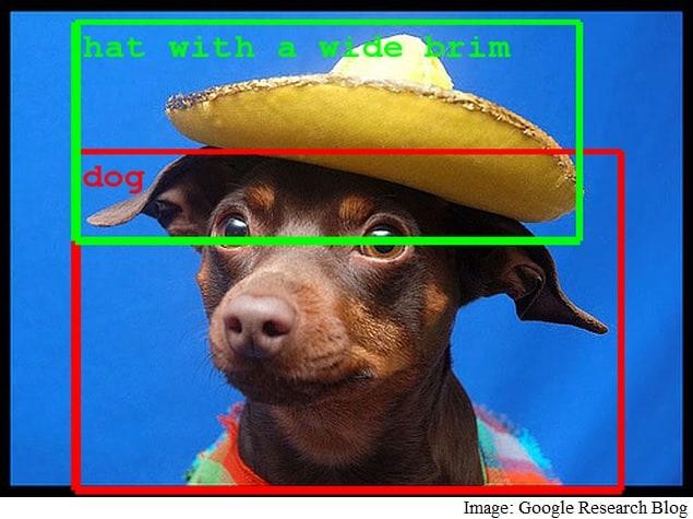 google image recognition computer vision