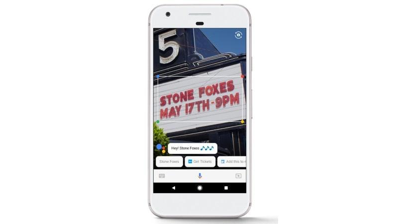 OnePlus 5T, Older OnePlus Phones Get Google Lens Integration in Google Assistant