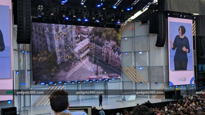 google lens 2 gadgets 360 Google Lens  Google  Google IO  Google IO 2018  Google Lens Features