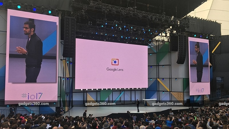 Google I/O 2017: Google Lens Visual Search Service Unveiled