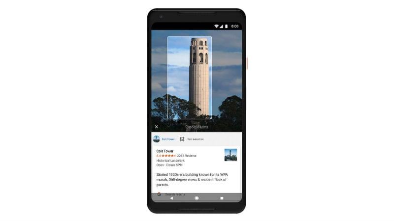 Google Lens Integrated With Google Image Search for a More Visual Search Experience