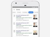 Google Search in India Now Lets You Find Popular Events in Your City