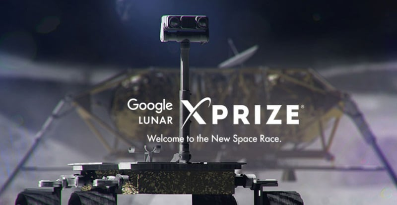 Google Lunar XPrize Stands to Give Industrial 3D Printing a Boost