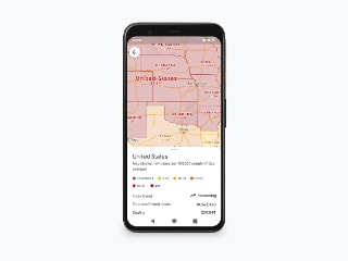 Google Maps Expands Regional COVID-19 Details as Cases Increase, Live Crowd Feature Added in Public Transport