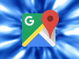 Google Maps Now Uses Hyperspace Animation While Switching Between Planets