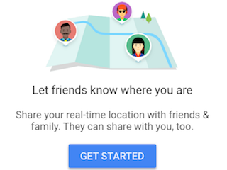 How to Share Your Location and Trip Information via Google Maps in Real Time