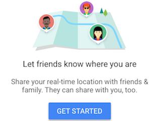 How to Share Your Location via Google Maps
