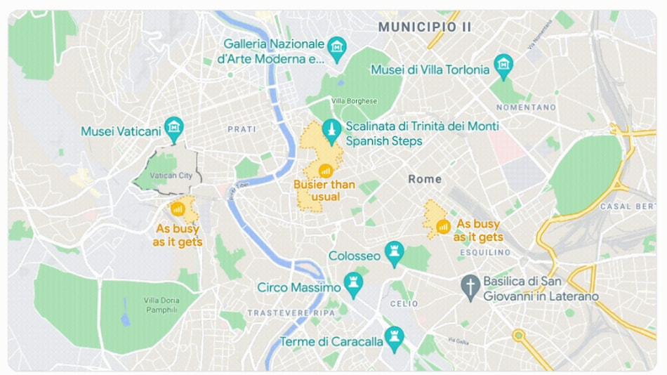 Google I/O 2021: Google Maps to Highlight Busy Areas, Tailor Route Options to Avoid Hard-Braking