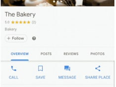 Google Maps App Gets Messaging Feature to Chat With Businesses; Google My Business App Gets Revamped