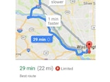 Google Maps Reportedly Displaying Parking Availability for Some Users