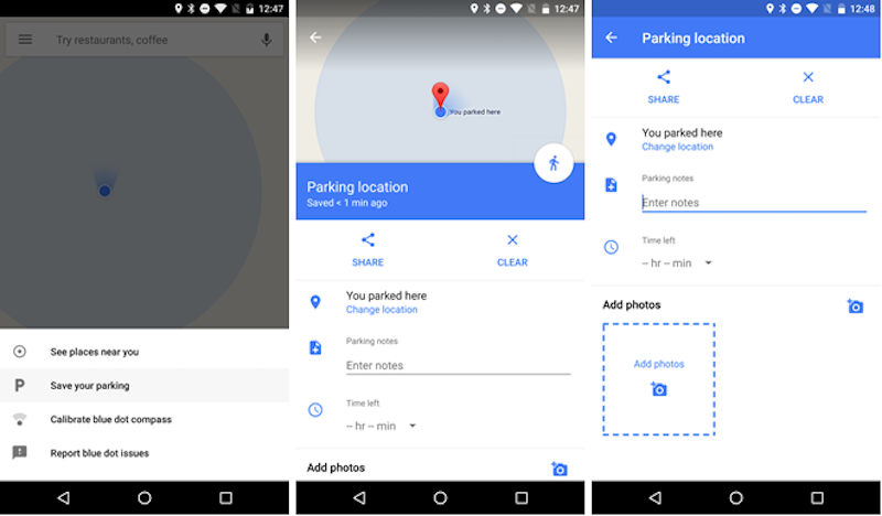 Google Maps Will Soon Let You Add Parking Location, Notes, and More