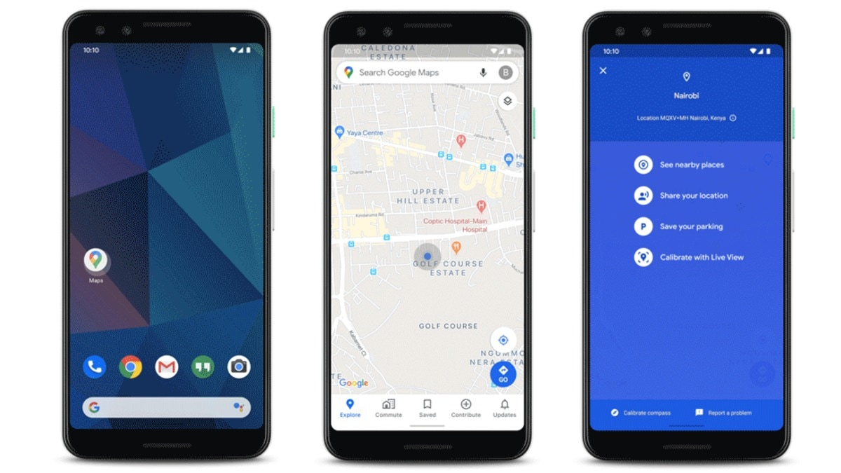 Google Maps Makes It Easier to Share Your Location Using Plus Codes