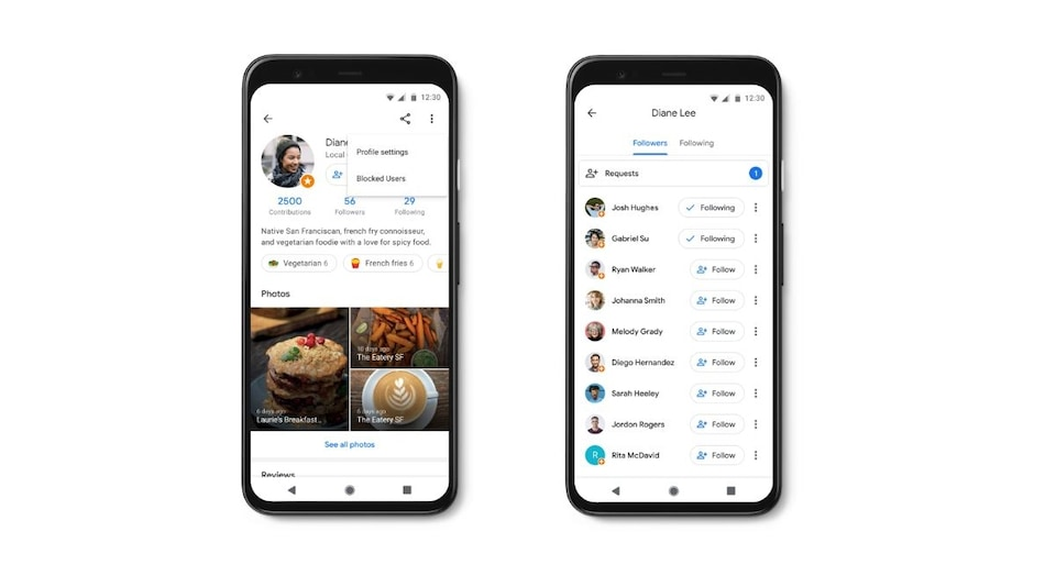 Google Maps Now Allows Users to Follow Each Other's Recommendations