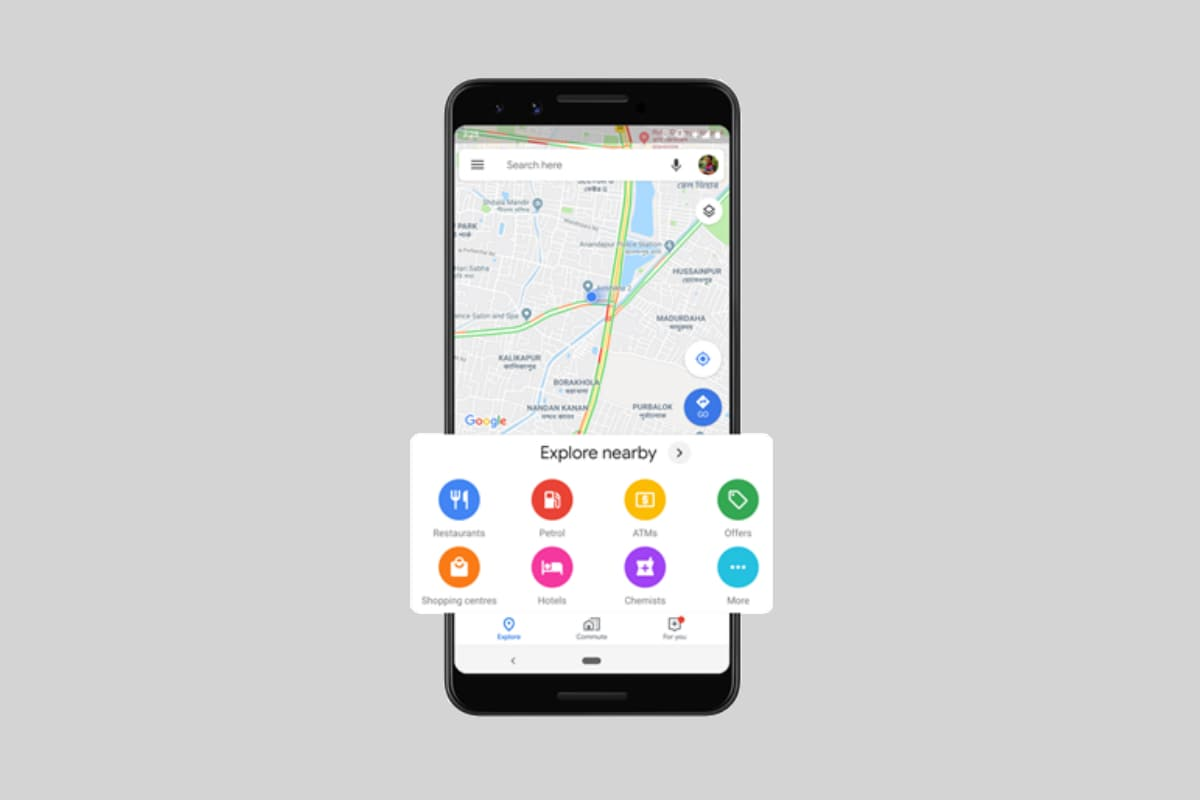Google Maps Gets Redesigned Explore, For You Tabs, Offers Section Specifically for Indian Users