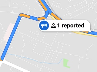 Google Maps Accident Speed Trap Reporting Feature Rollout