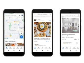 Google Maps Brings 'Community Feed' in Explore Tab for Nearby Recommendations on Android, iOS