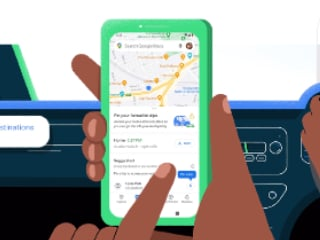 Google Maps to Get New 'Go' Tab for Quick Access to Frequent Destinations