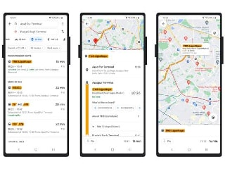 Google Maps Rolls Out Real-Time Bus Information Service for Delhi Users: How to Use