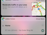 Google Maps for iOS Gets Directions Widget, iMessage App for Location Sharing