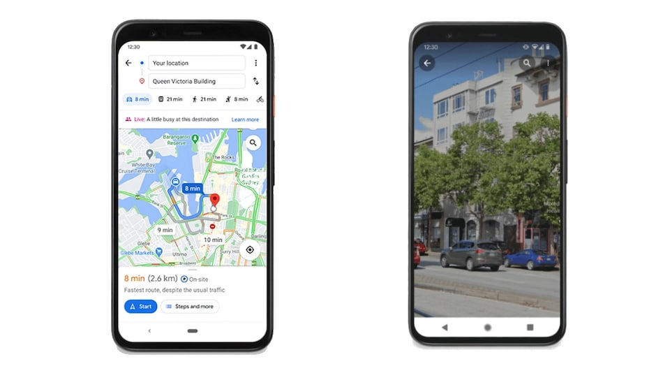 Google Maps Will Soon Show How Busy a Place is Directly From Map View and Enhance Live View
