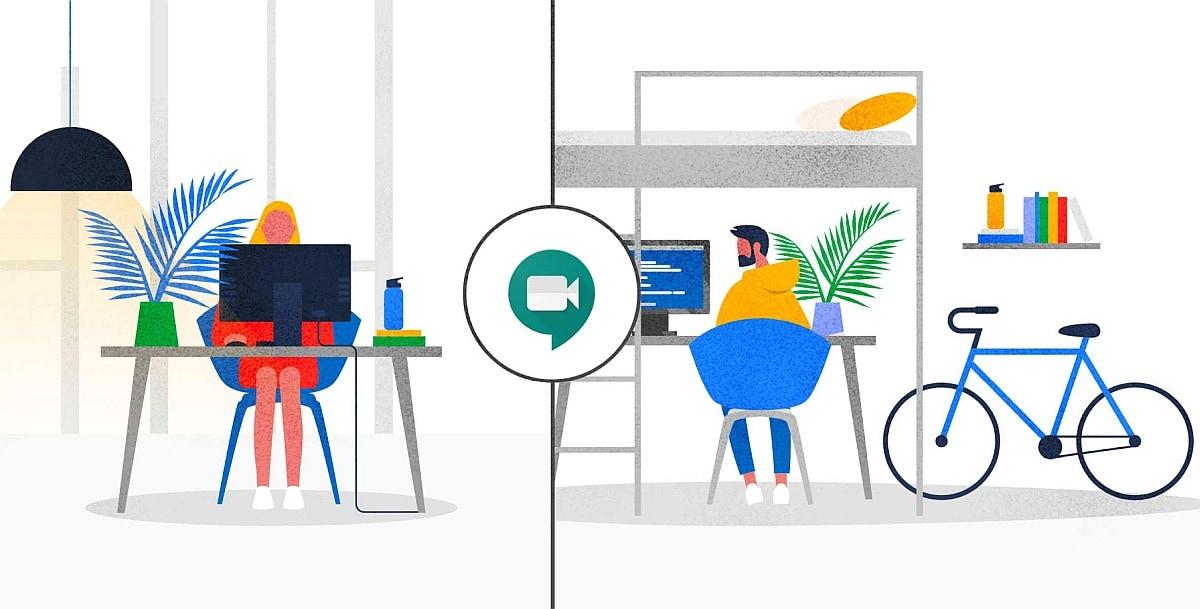 Google's Fast-Growing Meet Video Tool Getting Zoom-Like Layout, Gmail Link