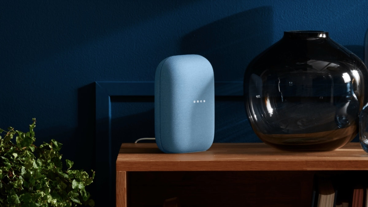 Google Confirms Nest Home Speaker Design After Leaks