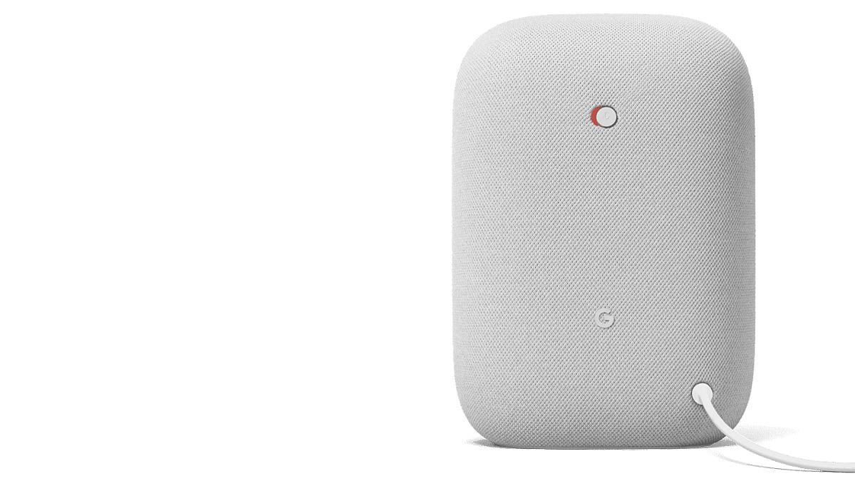 google nest audio mute switch Google