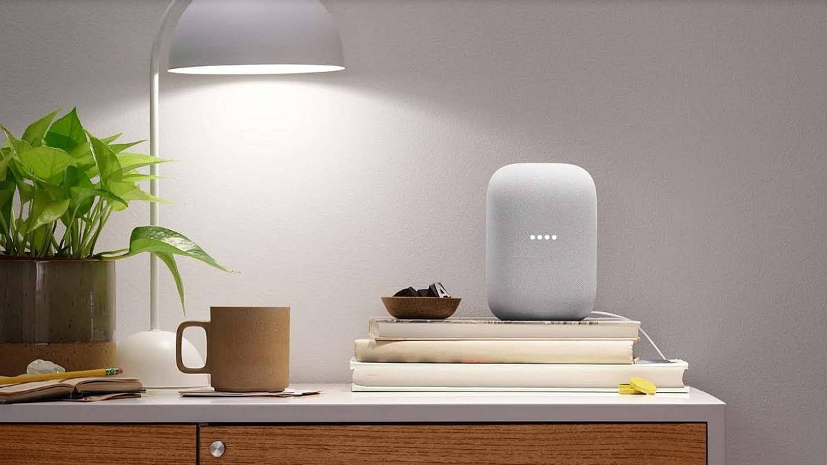 google nest audio table