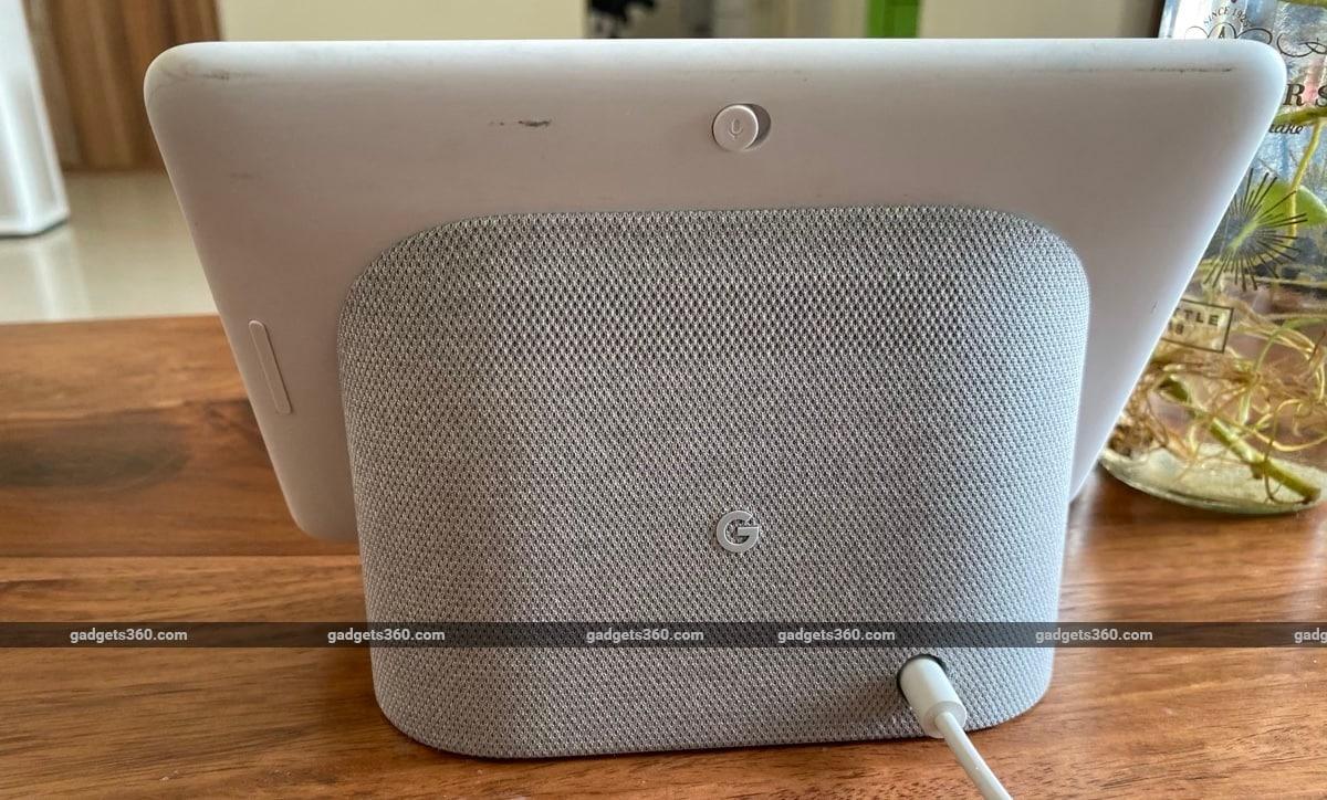 google nest hub review back Google Nest Hub review