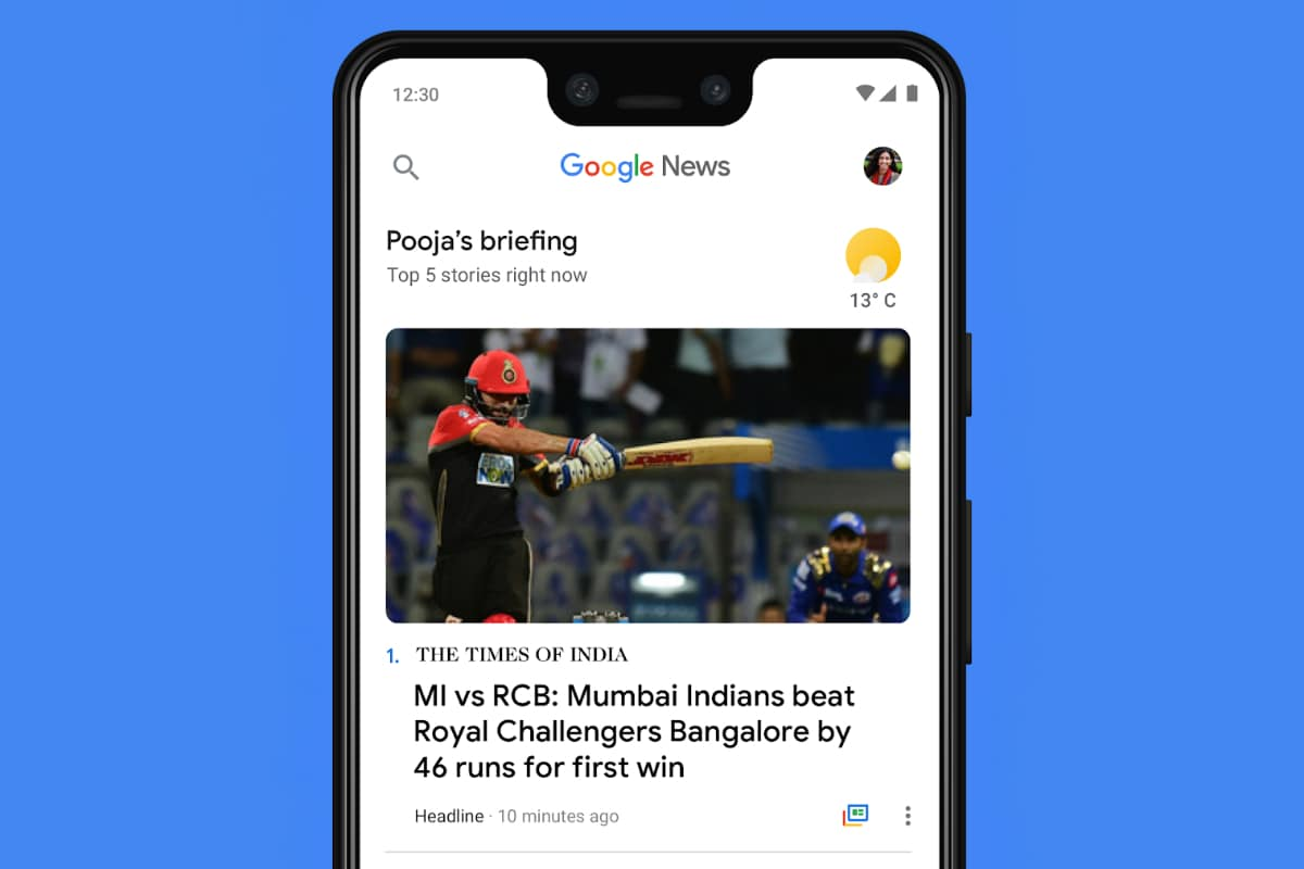 Google News App Gets Updated to Bring Bilingual Support