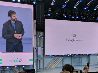 Google News Updated With New AI Features, Customised News Feed, Full Coverage, Newscasts, and More at I/O 2018
