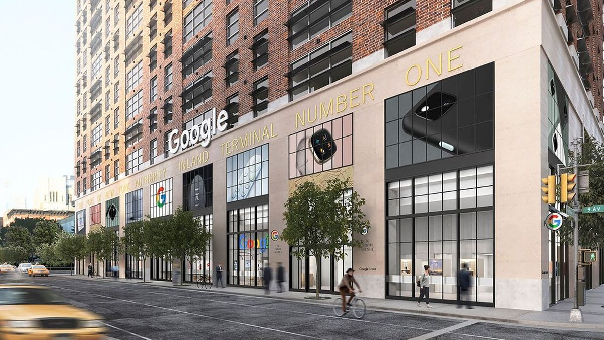 Google Store to Open in New York City This Summer