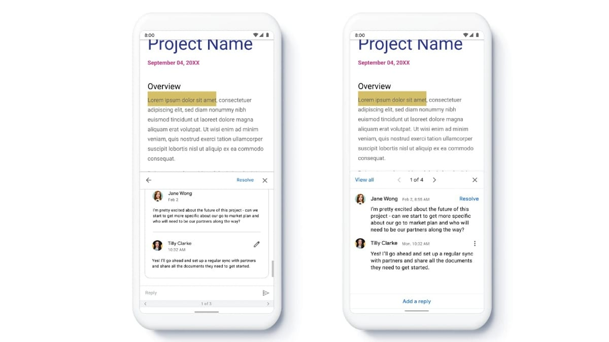 Google Docs, Sheets, Slides Apps Are Getting New Features: All Details