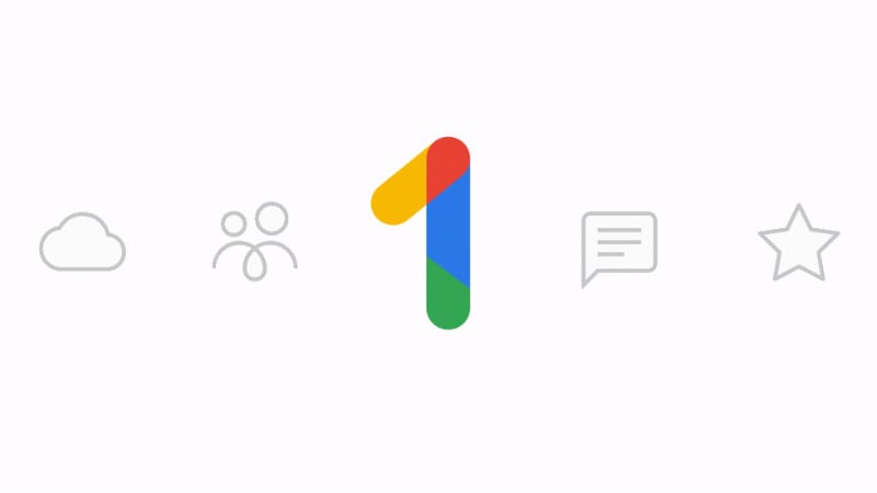 'Google One' Upgrades Paid Google Drive Storage Plans With New Features, Lower Rates