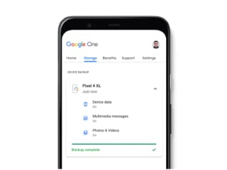 Google One Phone Backups Feature Now Available for Free, New iOS App Coming Soon
