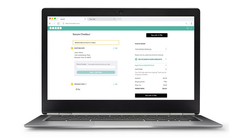 Google Pay Debuts on Web to Reach Desktops, iOS Devices