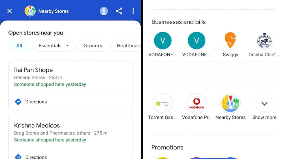 Google Pay Expands 'Nearby Stores' Feature, Now Available in 35 Cities Across India