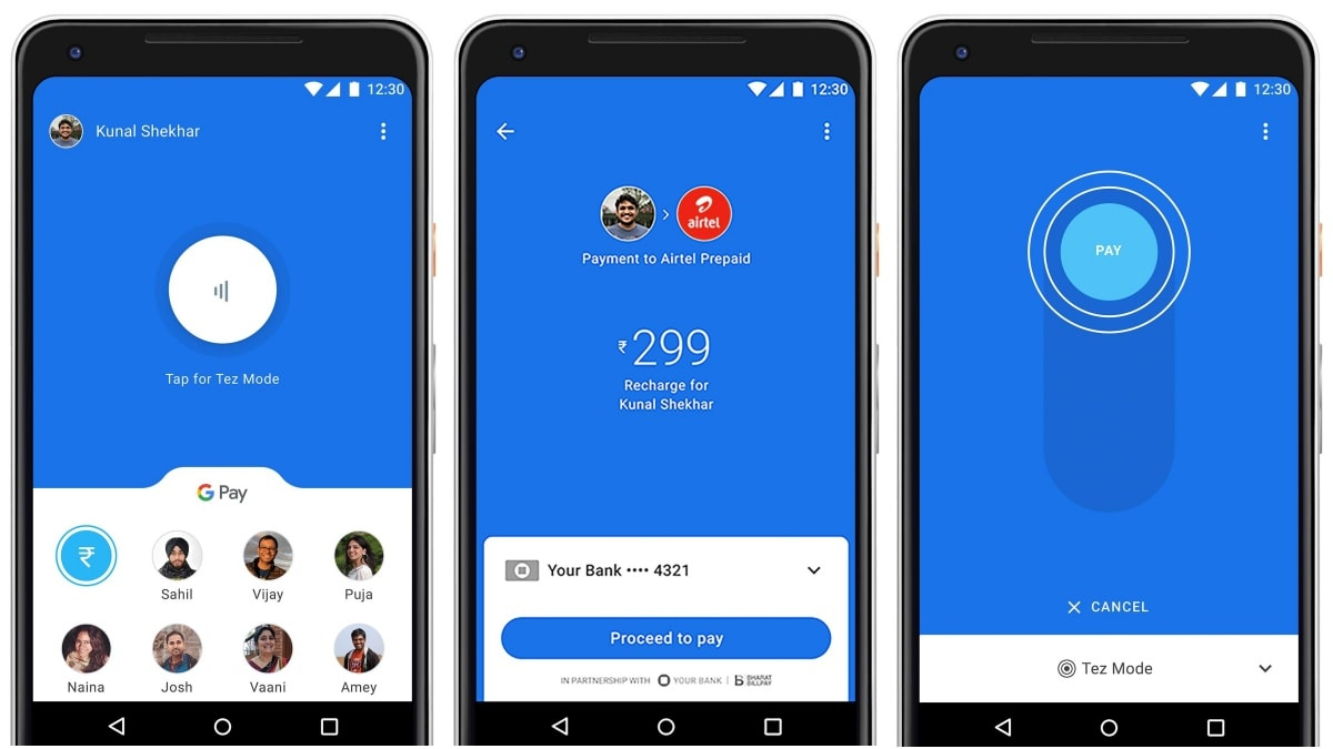 Google Pay to Now Send SMS Alerts To Help Users Transact Securely