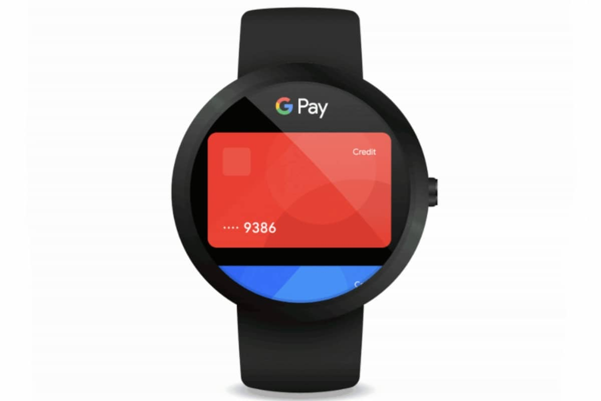 google pay wear os update image Google Pay