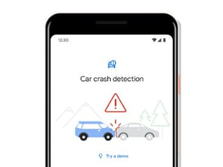 Google Briefly Lists Car Crash Detection App for Pixel Smartphones