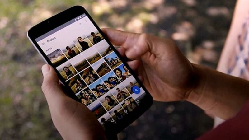 Google Photos 2.8 for Android Revamps Albums Tab, Device Folders, and More